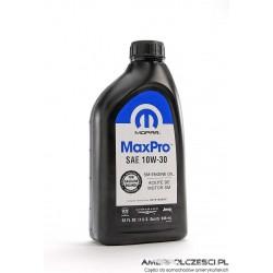 Olej silnikowy półsyntetyczny